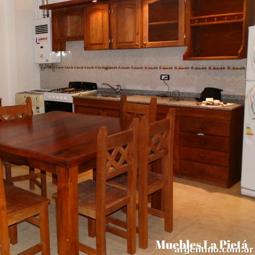Muebles la piet todo el algarrobo en c rdoba capital for Muebles de diseno cordoba capital