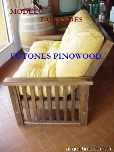 Futones pinowood f brica en quilmes tel fono for Muebles y sillones quilmes