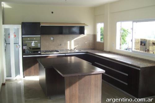 Fotos de amoblamientos de cocinas vestidores e interiores for Cocinas argentinas decoracion