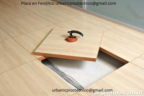 Urbanic piso t cnico elevado en palermo tel fono - Suelo tecnico madera ...