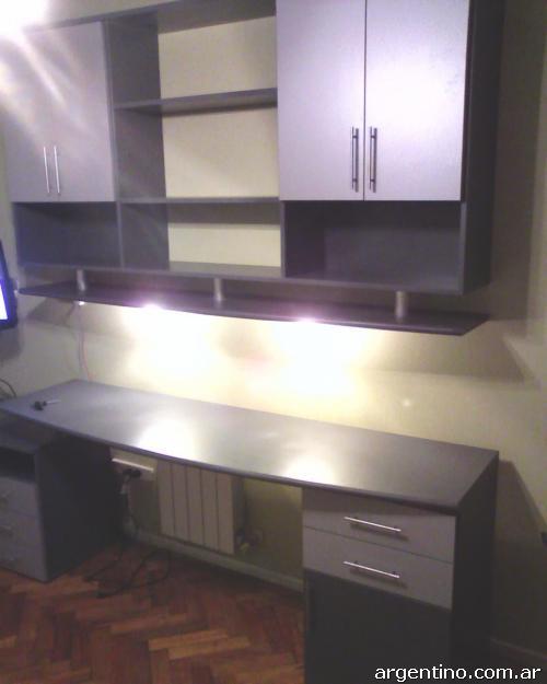 Vestidores e interiores de placard cocinas bibliotecas en - Equipamientos para cocinas ...