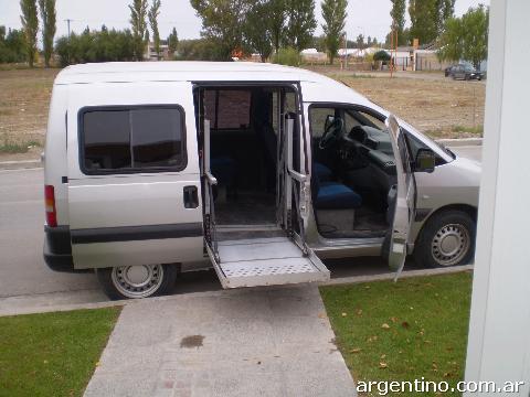 fotos de peugeot expert confort hdi 2 0 2005 adaptada y carrosada en general roca. Black Bedroom Furniture Sets. Home Design Ideas