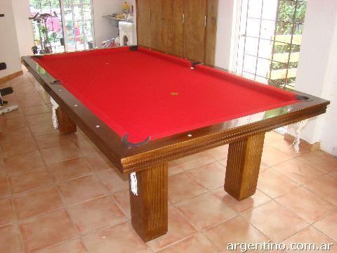 fb2902890bf1c Mesa de pool c/tapa de ping pong-living en Mar del Plata: teléfono