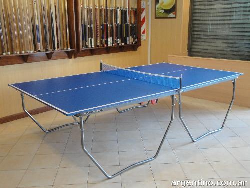 Mesa de ping pong plegable en mar del plata - Mesa ping pong plegable ...
