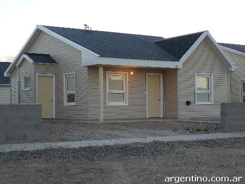 Construcci n en seco casas patag nicas argencasa en for Cuanto sale hacer una piscina enterrada