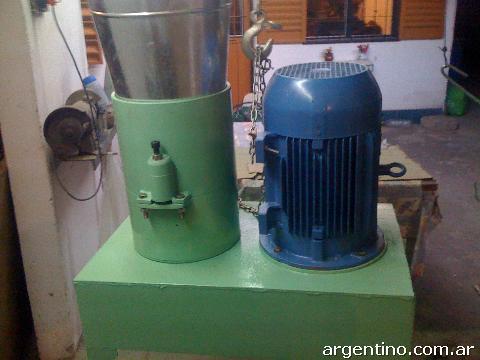 Maquina de hacer pellets usada