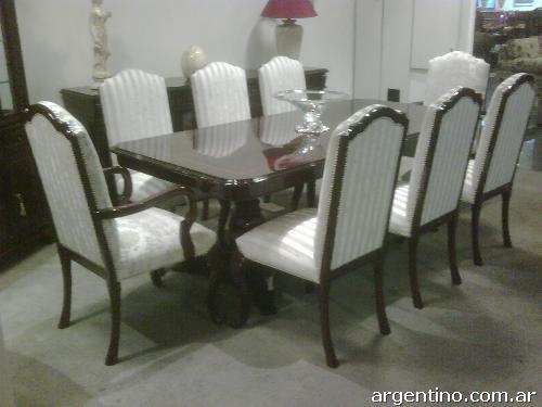 F brica de estructuras de sillas sillones y living de for Fabrica sillas comedor