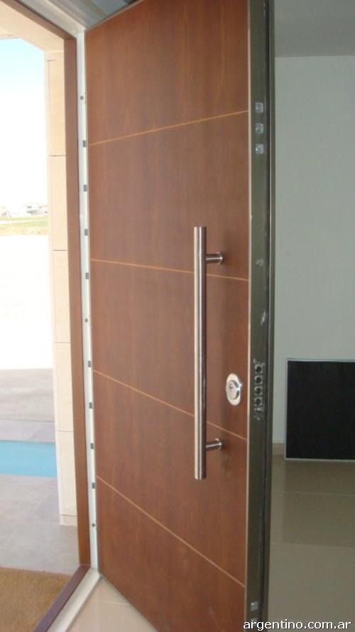 Mundolock puertas blindadas en los polvorines tel fono for Puertas blindadas