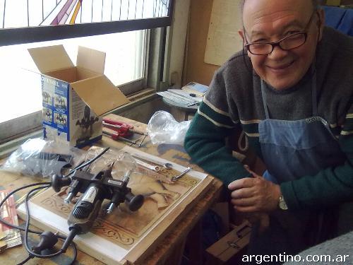 Fotos de Cursos de Carpintería, Tallado en madera, Restauración de Muebles en...