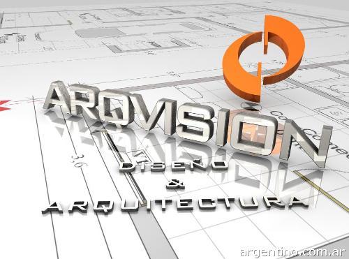 Arqvision estudio de arquitectura y dise o gr fico for Estudio de arquitectura y diseno
