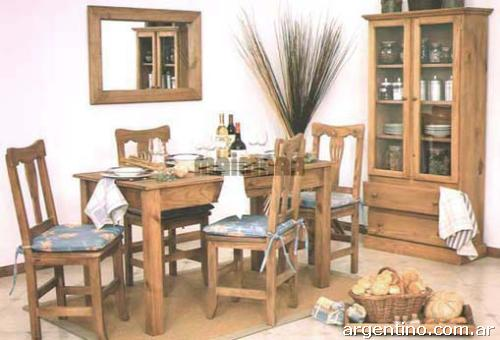 Maimar muebles de madera en balvanera p gina web - Pagina de muebles ...