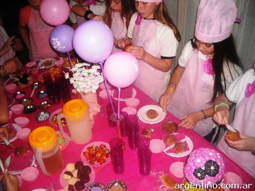 Fotos de spa para nenas Bella´s Spa fiestas infantiles temáticas ...
