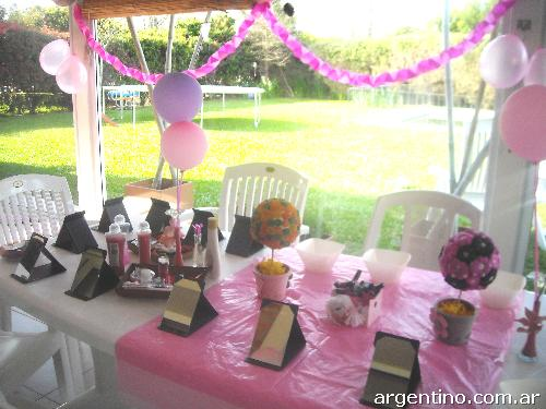 Fiestas infantiles con spa - Imagui