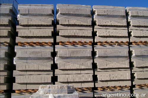Bloques de hormig n 20x20x40 el precio es con iva y flete - Precio de bloques de hormigon ...