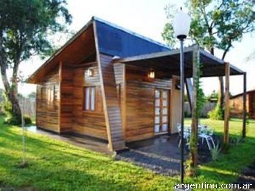 Fotos de caba as p rgolas decks galponcitos para jard n for Cabanas infantiles en madera