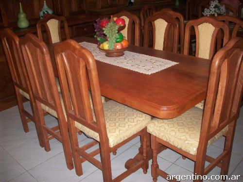M-algarrobos - muebles de algarrobo en Machagai: página web