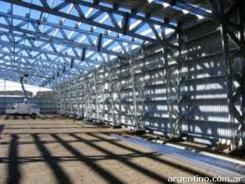Fotos de estructuras met licas en avellaneda - Fotos estructuras metalicas ...