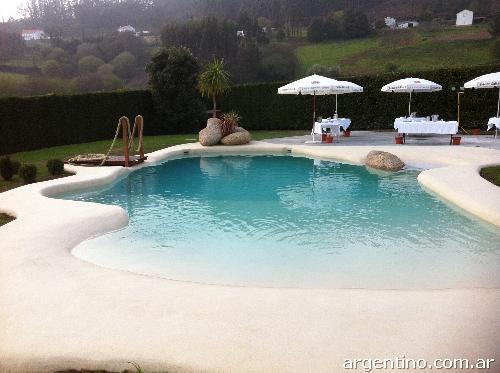 Fotos de construcci n de piscinas de arena en quilmes oeste for Fotos de piscinas climatizadas