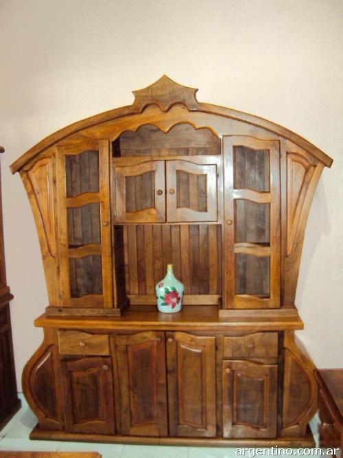 Fotos de Malgarrobos  muebles de algarrobo en Machagai