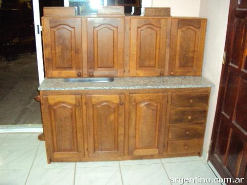 Fotos de Malgarrobos  muebles de algarrobo en Machaga