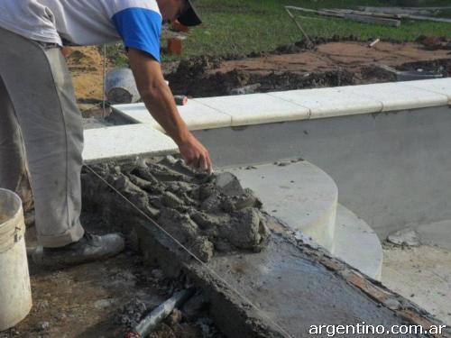 Fotos de soul piscinas construcci n de piscinas en zona for Construccion de piscinas argentina
