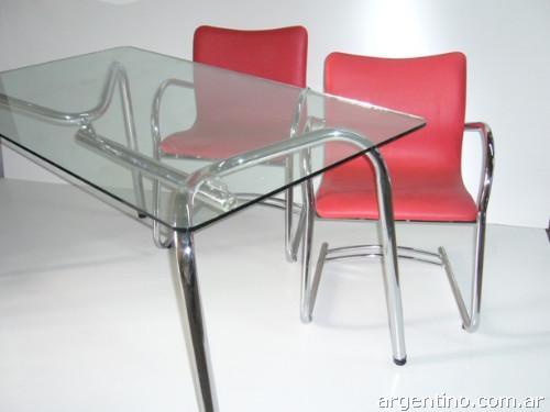 Fotos de sillas taburetes mesas mesas ratonas sill n for Mesas y sillas de oficina