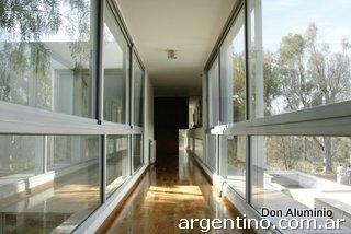 Fotos de don aluminio f brica de aberturas de aluminio for Aberturas de pvc en cordoba capital