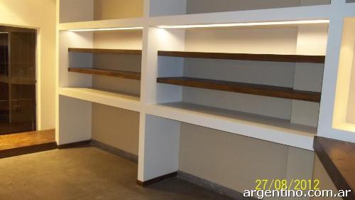 Muebles de durlock san miguel de tucum n tel fono y for Muebles de oficina tucuman 1564