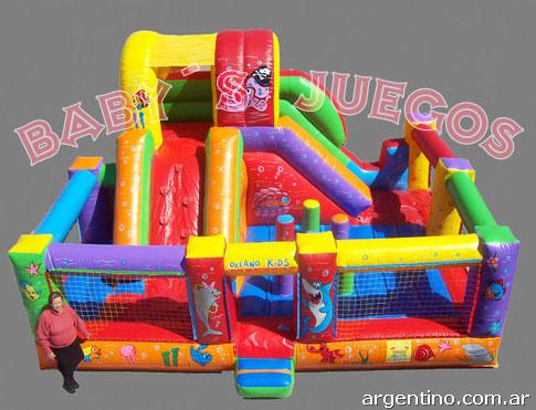 castillo inflable venta argentina