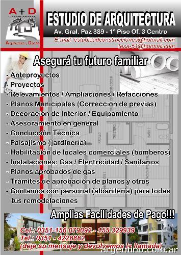 Estudio de arquitectura en c rdoba capital tel fono - Estudios de arquitectura en cordoba ...