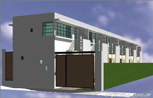Fotos de estudio de arquitectura plan procrear de for Plan procrear viviendas