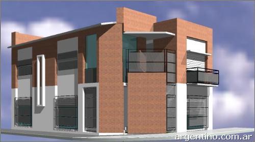 Estudio de arquitectura plan procrear de viviendas en for Plan procrear viviendas