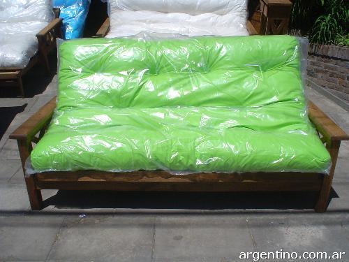 Fotos de muebles rústicos modernos estilo campo en Tigre