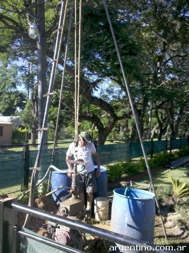 Perforaciones ypor de sabao y haurech cel 0379 4402221 for Cuanto cuesta hacer una piscina en argentina