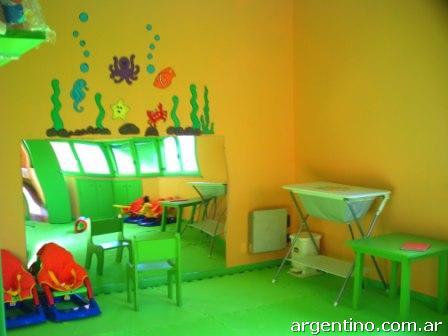 Garabatos jard n maternal la plata tel fono direcci n y for Actividades para jardin maternal sala de 2
