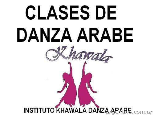 instituto danza arabe: