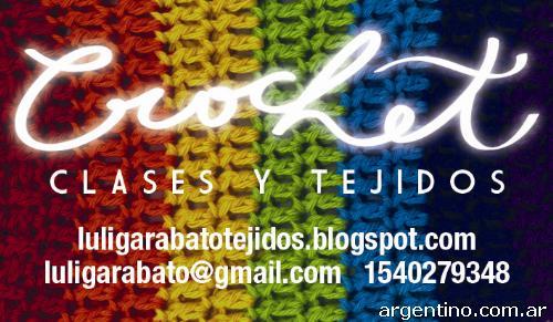 Clases de crochet en saavedra tel fono for Curso de decoracion de interiores zona norte