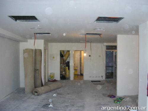 Cielorrasos durlock grandes superficies todo tipo de for Cielorrasos de casas