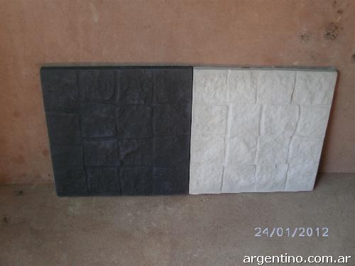 Baldosones 40x40 s mil adoqu n en luj n tel fono for Baldosones de cemento