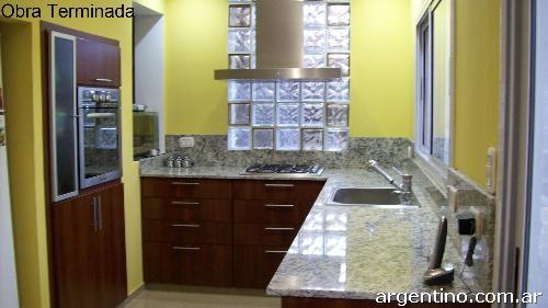 Fotos de refacci n ba os cocinas obras nuevas oficinas for Banos y cocinas uruguay