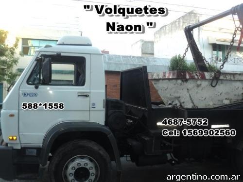 Alquiler De Volquetes En Mataderos Tel Fono