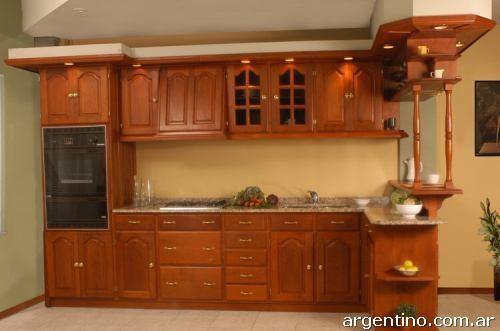 Juegos de cocina metro lineal algarrobo en machagai tel fono for Amoblamientos de cocina precios