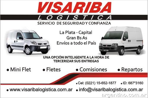 Visariba Log Stica En La Plata Tel Fono Direcci N Y