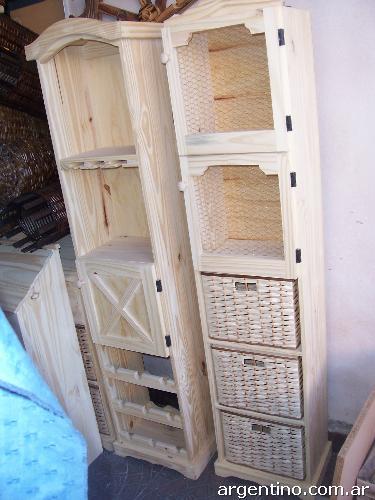 Muebles de pino en Neuquén Capital: teléfono