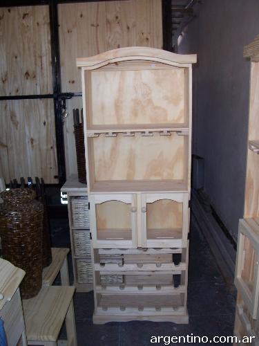 Muebles de pino en Neuquén Capital teléfono