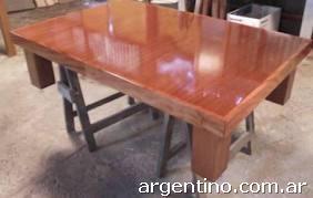 Fotos de taller de lustre laqueado y restauraci n de - Taller restauracion muebles ...