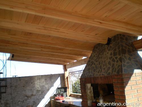 31 wonderful pergolas de madera en rosario - Techos para pergolas de madera ...