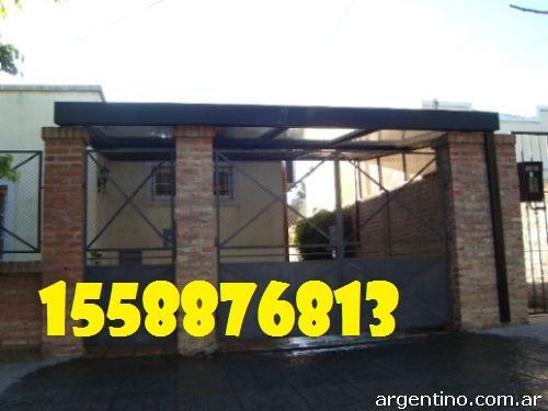Techos de policarbonato zona oeste techos de for Techos de policarbonato para balcones