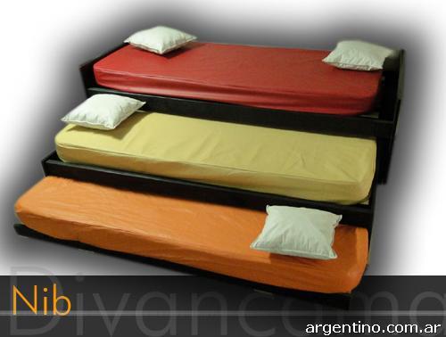 Fotos de nib div n doble div n triple futones div n for Imagenes de futones
