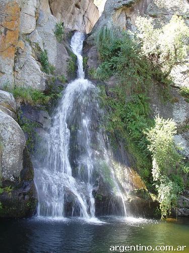 Potrero De Los Funes Lago Cerros Y Verdes